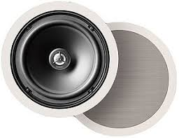 Polk Audio Rc80i 2 Way In Ceiling Speakers by Amazon Com Definitive Technology Uiw83 A Round In Ceiling