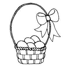 cute basket buddies wallpapers easter basket clipart black and white images easter day