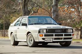 audi rally audi sport quattro offers rally dominating heritage at auction
