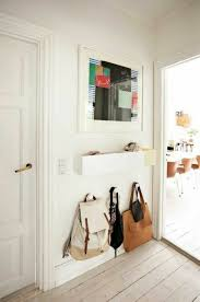 small entryway ideas to make the tiny space functional page 2 of 3