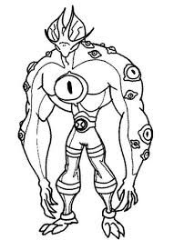 100 ideas coloring pages ben 10 ultimate emergingartspdx