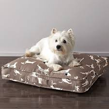 dog days rectangular dog bed the company store