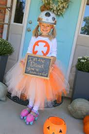 star wars halloween costumes for babies no sew star wars bb 8 costume for girls