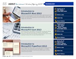 introduction to powerpoint community education catalog spring summer 2017 by wayzata public