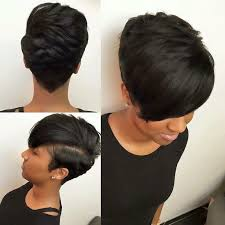 black women with short haircut and tappered sides might be my new look for the new year fly hair pinterest