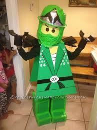 Halloween Costumes 8 Boys Coolest 25 Homemade Lego Ninjago Minifigure Costumes
