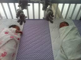 safe slumber tips on setting up your twins nursery