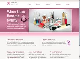Homepage Design Rules by 10 Marketing Tips To Promote Your Cosmetic Brand Effectively