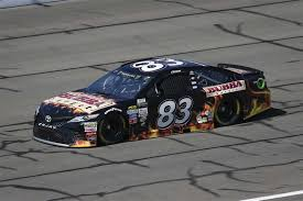 toyota lineup auto club 400 march 26 2017 corey lajoie will start 30th in the