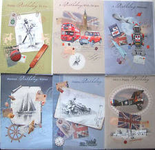 vehicles birthday cards and stationery for adults ebay