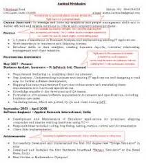 how to write a cv example south africa cover letter and resume