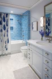 subway tile bathroom ideas blue subway tile bathroom creation home