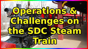silver dollar city halloween operations and challenges on the sdc steam train ep 65