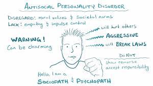 conduct disorder wikipedia