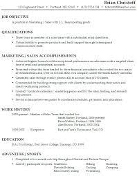 Extracurricular Resume Template Resume Examples Activities Resume Template Good Extracurricular