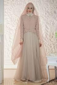 gaun muslim gambar dan foto desain baju dan model gaun pengantin wanita