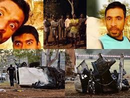 two sri lankan tamils killed in a car crash in australia video
