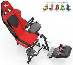 Racing Simulator Chair Openwheeler Racing Seat Driving Simulator Gaming Seat And Stand