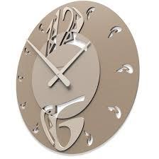 horloge de cuisine design modern horloge cuisine moderne id es salon for pendule de