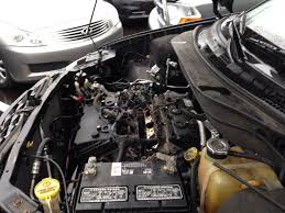 2007 chrysler pacifica engine locked up 2 complaints