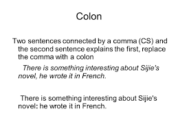 Colon Worksheet English And Esol Lab Workshops Fixing Fragments Run Ons And