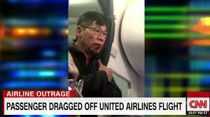 United Airline Stock Backlash Erupts After United Passenger Gets Yanked Off Overbooked