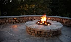 outdoor fireplace patio fireplace gallery odd job landscaping