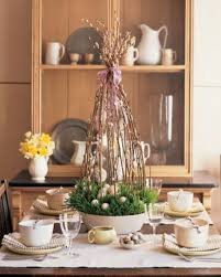 Easter Decorating Ideas For The Home 40 Easter Table Décor Ideas To Make This Family Holiday Special