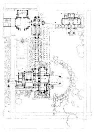 Frank Lloyd Wright Home And Studio Floor Plan Images Of The Martin House Complex In Buffalo New York