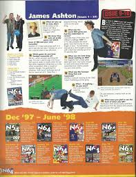 n64 price guide n64 magazine tribute no you see ed is short for oh never mind