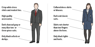 how to dress for mba interview business insider