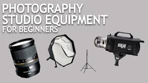 photography studio photography studio equipment for beginners