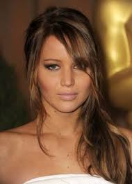 jennifer lawrence hair co or for two toned pixie best hair color for hazel eyes and hazel brown green pale skin