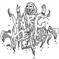 scorpion skeleton ninja mortal kombat theme vargskelethor