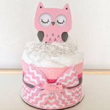 owl centerpieces pink owl decorations for baby shower baby showers ideas