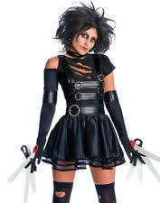 edward scissorhands costume ebay