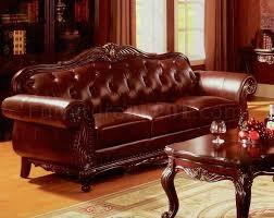dark red leather sofa 71000 coronado sofa in dark chocolate full leather