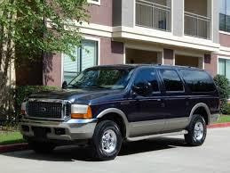 2000 ford excursion excursion 7 3l diesel 4x4 limitied 139k excellent condition