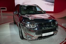 mitsubishi outlander sport 2014 custom 2015 mitsubishi pajero facelift outlander phev moscow live