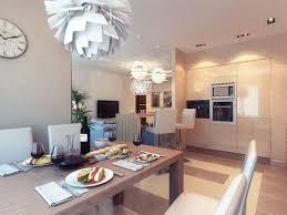 Ceiling Dining Room Lights by Modern Ceiling Lights Illuminating Shiny Interior Impression
