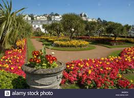 Rock Garden Cafe Torquay by Torquay Torre Abbey Gardens Stock Photo Royalty Free Image