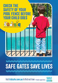 kidsafe ask how safe is your backyard pool fence greater
