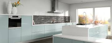 High Gloss Acrylic Kitchen Cabinets by Buy High Gloss Stardust Blue Kitchen Units Cabinets U0026 Doors