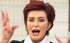 back view of sharon osbourne haircut x factor s sharon osbourne i m not mentally exhausted and i m