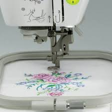 brother computerized sewing and embroidery machine se 400