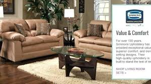 Simmons Living Room Furniture Simmons Manhattan Living Room Furniture Collection Adorable Living