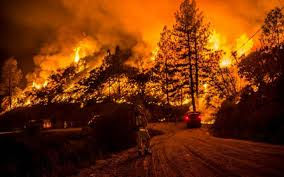 Wildfire Shot Drink by New Calfire App Alerts Homeowners To Wildfires The Sacramento Bee