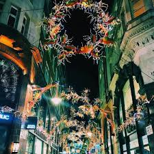 christmas lights in london switch on dates for 2017