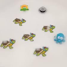 bathtub decals non slip mobroi com bathtub stickers turtle kids babies shower decals treads non