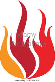 fire flame logo template vector icon oil stock photos u0026 fire flame